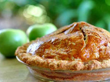 Old Fashioned Apple Pie Recipe