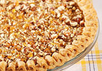 Pumpkin Pecan-Praline Pie Recipe