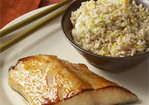 Sesame Brown Rice and Cabbage Recipe