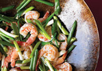 Shrimp and Scallion Stir-Fry Recipe Recipe