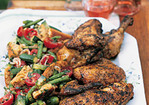 Simple Salt and Pepper Grilled Chicken Recipe
