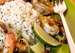 Simple Supper: Tequila-Orange Grilled Shrimp Recipe
