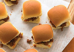 Sloppy Joe Sliders Recipe