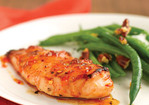 Spicy Apricot-Glazed Chicken Recipe