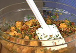 Spicy Cornbread Stuffing Recipe