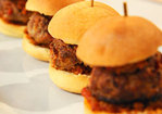 Spicy Pork Meatball Sliders Recipe