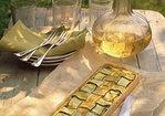 Summer Squash Lattice Tart Recipe