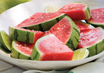 Tequila-Soaked Watermelon Wedges Recipe