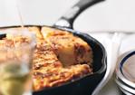 Tortilla Espanola with Chorizo Recipe