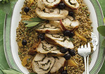 Tuscan-Roast Turkey Breast Recipe