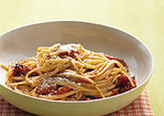 Grilled-Tomato Linguine Recipe