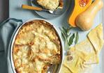 Butternut Squash and Sage Lasagna Recipe