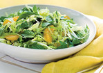 Cabbage-and-Herb Slaw with Oranges Recipe