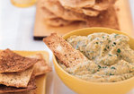 Garlicky Hummus Recipe