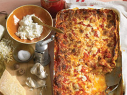 Classic Cheese Lasagna Recipe