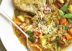 Classic Minestrone Recipe