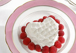 Coeur a la Creme Recipe