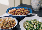 Cranberry-Dried Fruit Stuffing Recipe