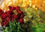 Diced Fresh Fruit Salad Recipe