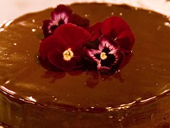 Double Diablo Cake Recipe from Martha Stewart on FoodPair