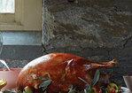 Dry-Brined Roasted Broad Breasted White Turkey Recipe