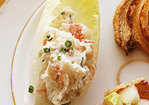Endive with Shrimp Salad Recipe