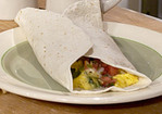 Farmer's Market Breakfast Burrito Recipe