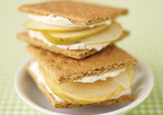 Graham-Cracker Sandwiches Recipe