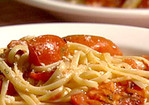 Grilled Tomato Linguine Recipe