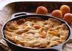 Apricot-Almond Cobbler Recipe