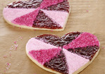Jewel Heart Cookies Recipe