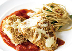 Light Chicken Parmesan Recipe