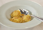 Lobster Ravioli with Lobster Vinaigrette Recipe