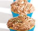 Mexican Chocolate-Pudding-Filled Cupcakes Recipe