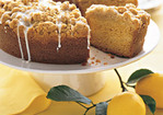 Meyer Lemon Coffee Cake from ''The Martha Stewart Show'' Recipe