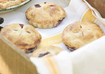 Mini Blackberry Pies Recipe