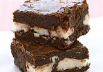 Mint-Chocolate Brownies Recipe