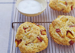 Nectarine Shortcakes Recipe