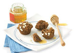 Oat-Bran Applesauce Mini Muffins Recipe
