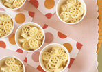 Pasta Wheels with Cheese Recipe