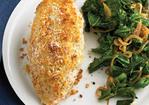 Pecorino-Crusted Chicken Recipe