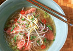 Pho (Vietnamese Beef and Noodle Soup) Recipe