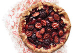 Plum and Port Crostata Recipe