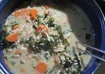 Creamy Lemon Chicken Soup Recipe