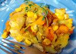 Deep Dish Potato and Pumpkin Pie Recipe
