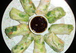 Fresh Spring Rolls With Thai Dipping Sauce Recipe