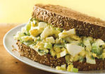 Gourmet Egg Salad Sandwich Recipe