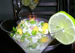 Halibut-Mango Ceviche Recipe