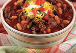 2-Bean Chili Recipe