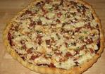 Husband-Friendly Chicken Pizza Recipe
